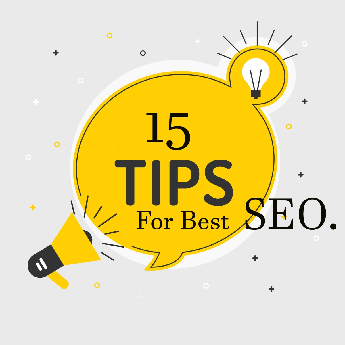 15 Tips for Best Search Engine Optimization (SEO)
